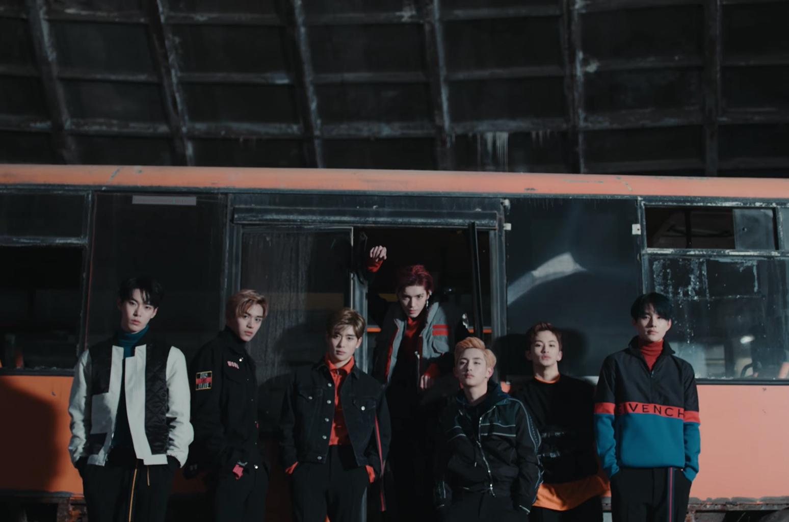 'BOSS' becomes NCT's First MV that Touches 100 Million Views