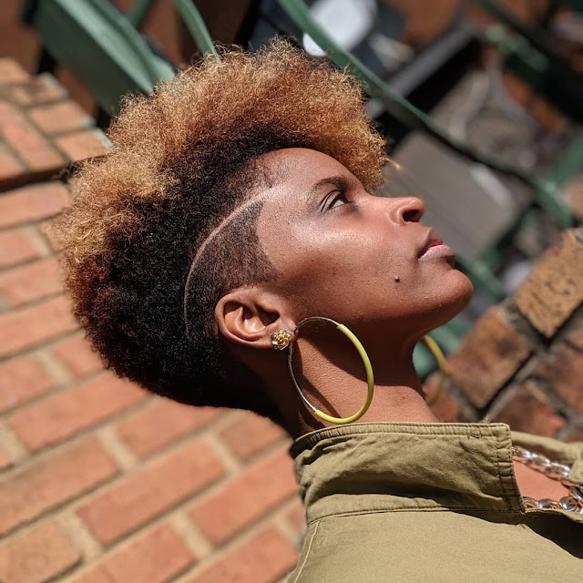 2020 Great Natural Hairstyles for Black Women