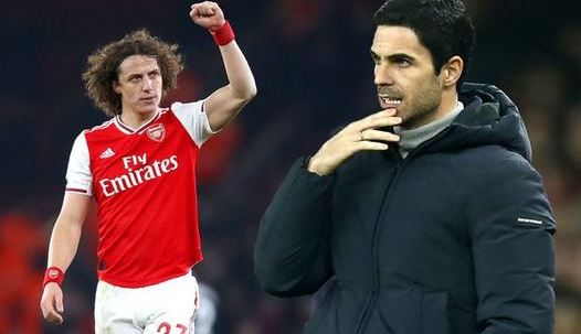 Arsenal can do 'big things' under Mikel Arteta - David Luiz