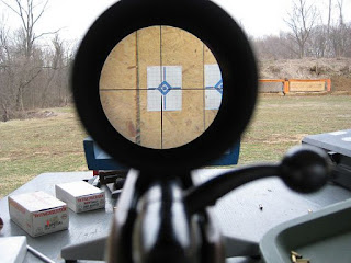 twist rate senapan angin long range