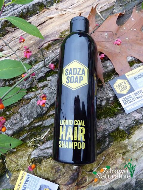 Sadza Soap - Szampon