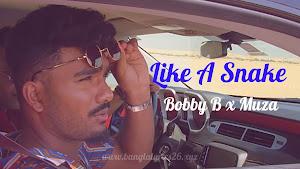 Like A Snake Lyrics - Bobby B x Muza - English Song