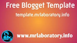 MKRflat-v1-1 - Blogger Template