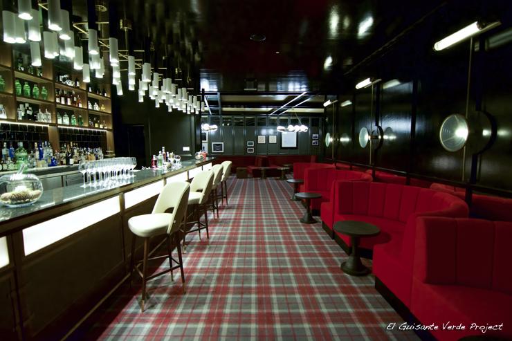 Whisky Bar San Mames Jatetxea - Bilbao por El Guisante Verde Project