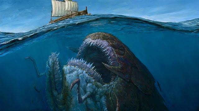 5 Monster Laut Prasejarah yang Paling Menakutkan