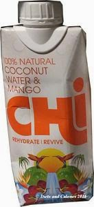 Chi coconut water with mango