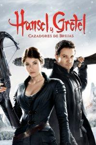 Hansel y Gretel Cazadores de brujas (2013) Online hd