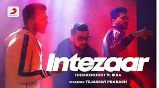Intezaar Lyrics in Hindi, Intezaar Lyrics