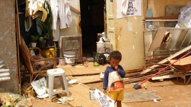 Brasil con Balsonaro bate récord de pobreza extrema en 7 años