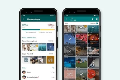 WhatsApp introduces new memory management tools