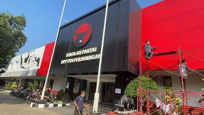Gedung Sekolah Partai PDIP Bakal Diresmikan