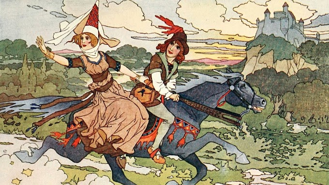 The fairy-tale of internal narrative