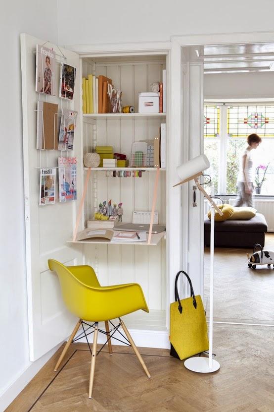 noix de cocoon s lection d co 1 le coin bureau. Black Bedroom Furniture Sets. Home Design Ideas