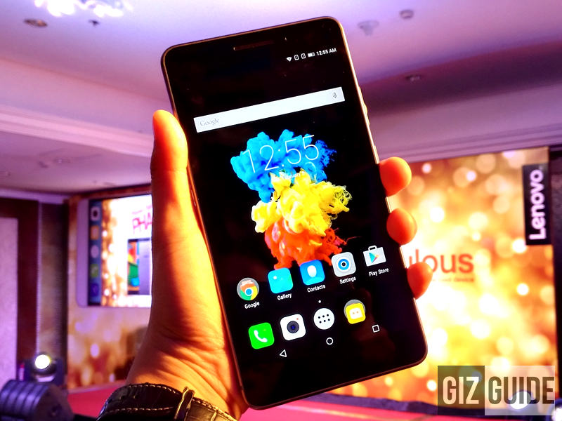 LENOVO PHAB PLUS NOW OFFICIAL IN PH! 6.8 INCH GIANT PHONE PRICED AT JUST 14,999!