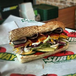 subway kavaklıdere ankara menü fiyat listesi burger siparişi
