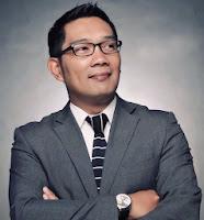 Biografi Ridwan Kamil - Walikota Bandung