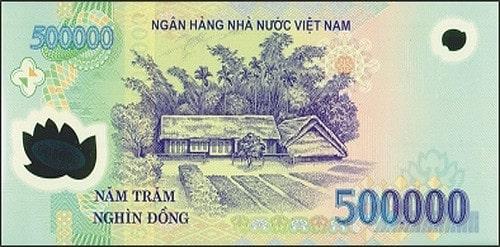 Tiền 500k: đố vui