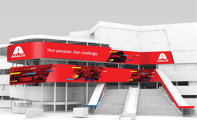 Axalta to Introduce a Fresh New Look at Daytona International Speedway