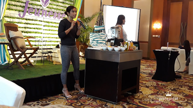 Holistic Living Talk and Food Demo with Camille Romero, Certified Holistic Health Coach and Yoga Instructor.