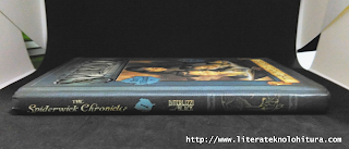 spiderwick chronicles the field guide book spine