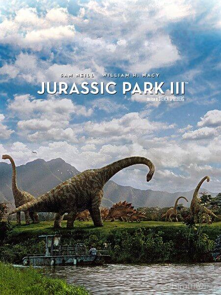 cong vien ky jura 3 - jurassic park 2001 vietsub
