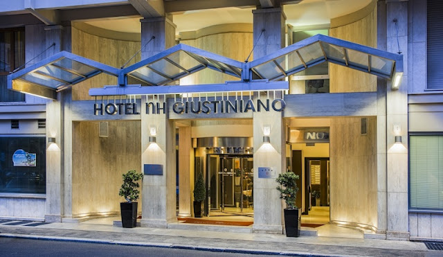 Hotel NH Collection Roma Giustiniano
