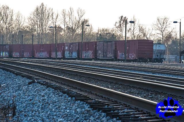 Shenandoah, VA, Railyard