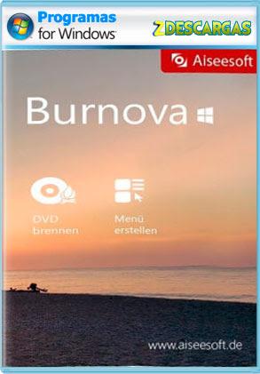 Aiseesoft Burnova descargar gratis