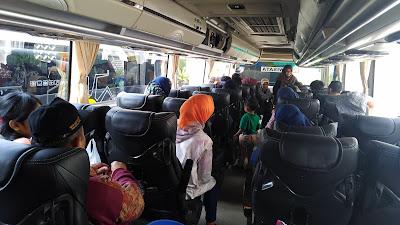 tips memilih bus pariwisata