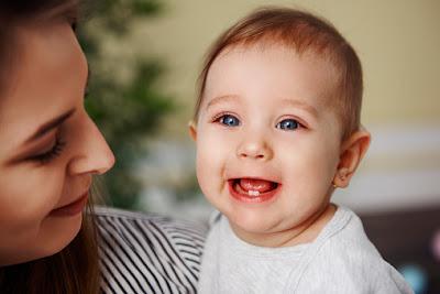 حماية الأسنان اللبنية