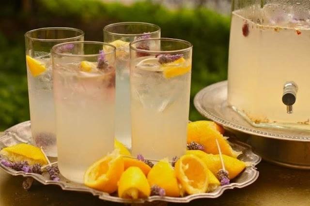 lavanta, limonata,şifalı çay, bitkisel içecek