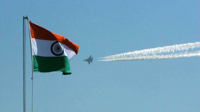 India deja caer una bomba de 500 kilos tras el lanzamiento de un misil balístico de Pakistán