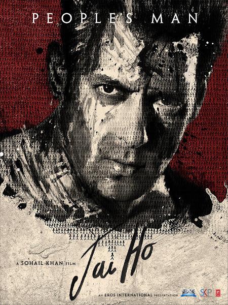 Poster of Jai Ho 2014 Full Movie [Hindi-DD5.1] 720p BluRay ESubs Download