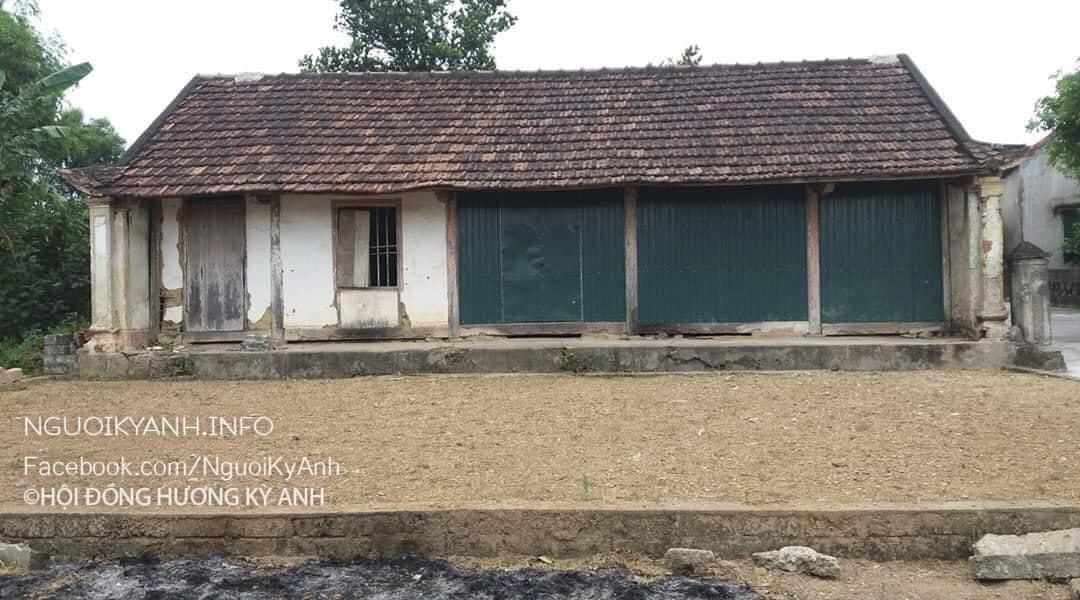 Làng cổ Sơn Kênh (làng Liên Sơn) - xã Kỳ Phong - Kỳ Anh