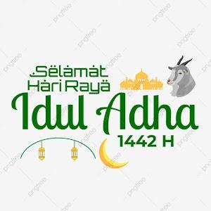INFO: Lebaran Idul Adha tahun 2021
