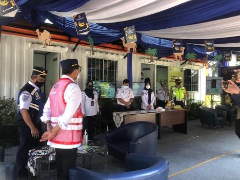 Menhub Tinjau Pelabuhan Nusantara II, Cek Kesiapan Pelayanan Mudik