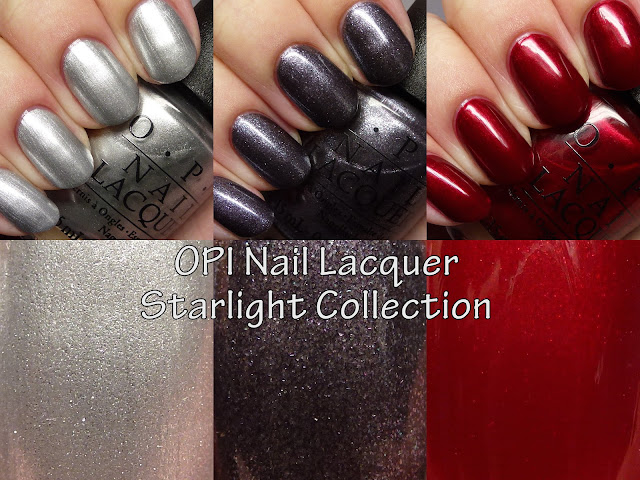 OPI Nail Lacquer Starlight Collection