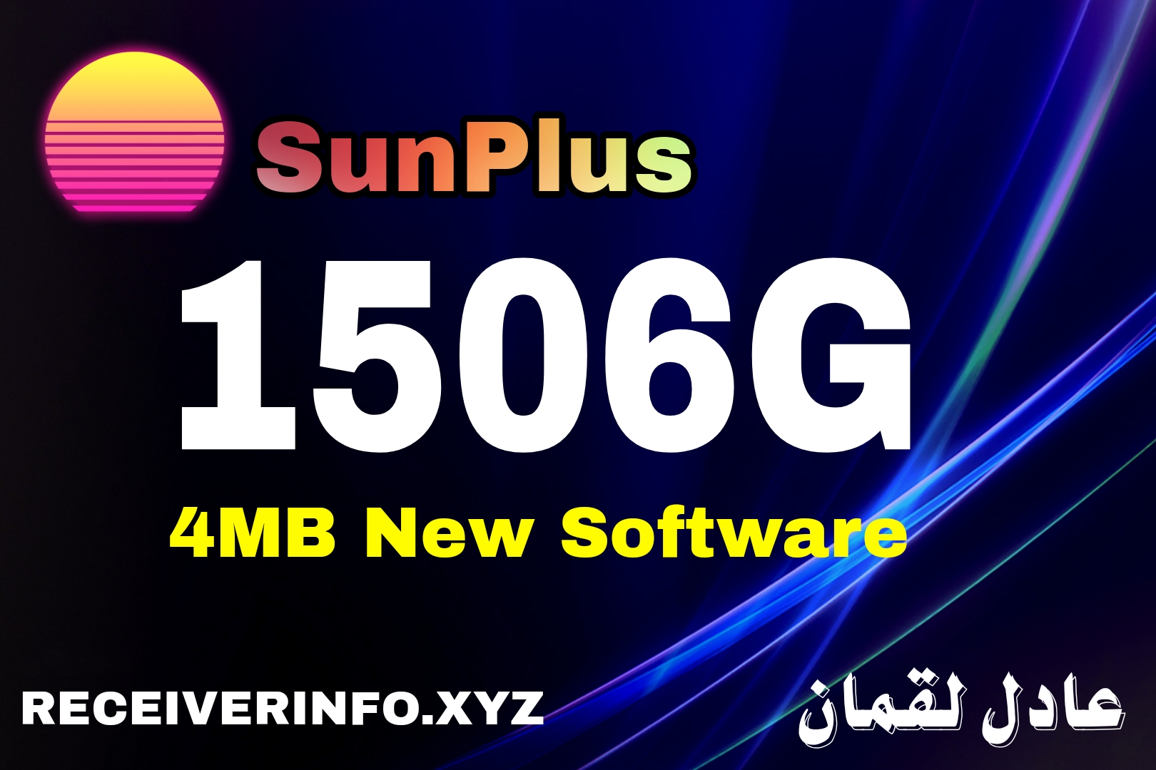 SUNPLUS CHIPSET 1506G HD RECEIVER ALL SOFTWARE