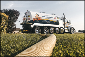 Dig-It Excavating Kenworth T880