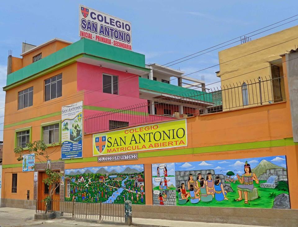 Colegio SAN ANTONIO - El Agustino