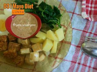 resep diet mayo