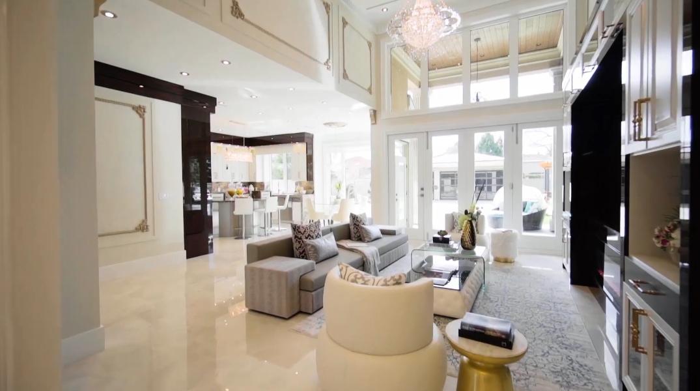 43 Photos vs. Tour 6980 Donald Rd, Richmond, BC Luxury Home Interior Design