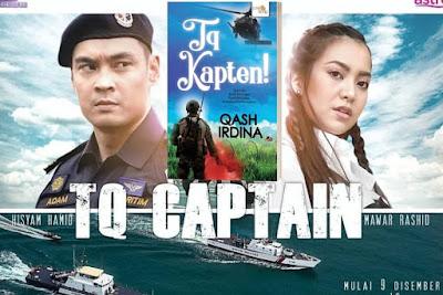Senarai Pelakon Drama TQ Captain