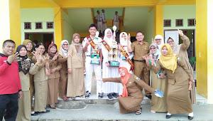 Guru dan Siswa-siswi Berprestasi di SMAN 3 Tebo Diberikan Reward