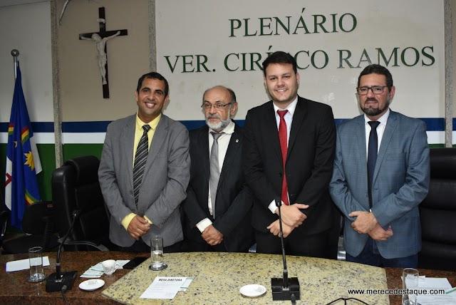 Eleição tensa define nova mesa diretora da Câmara de Santa Cruz do Capibaribe