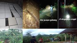 Waspada Curah Hujan Tinggi Di Kecamatan Bruno