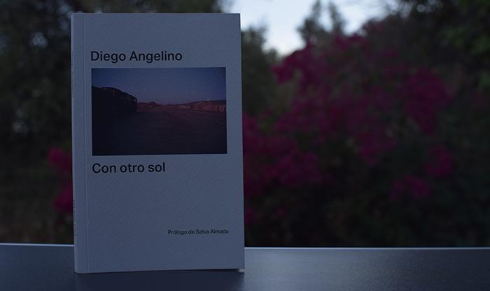Diego Angelino en nuestro «Miércoles de Cuento»