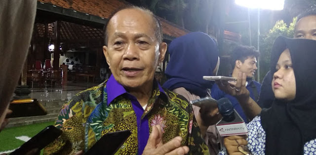 Demokrat Dapat Kursi Menteri, Syarif Hasan: Pak Jokowi Sudah Umumkan?