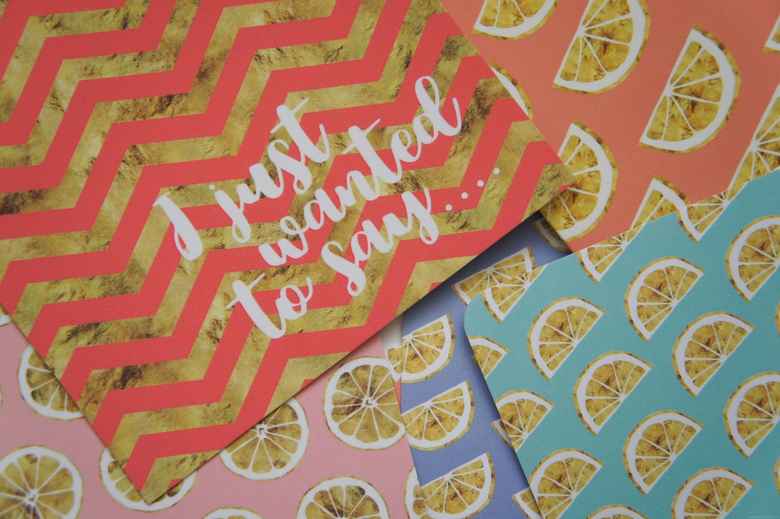 paperhaul april 2017 lemons stationery subscription box