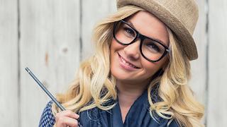 Óculos feminino de Grau